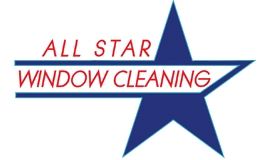 All Star Window Cleaning, Logo